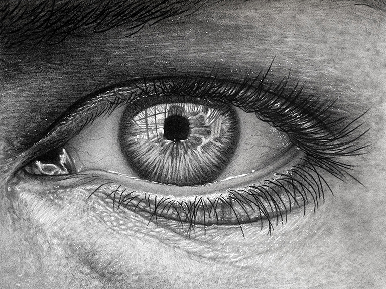Open your eyes and see differently